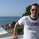Featured Writer on Wellness: Simon James Barron