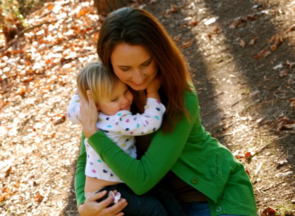 Jadie and Daughter