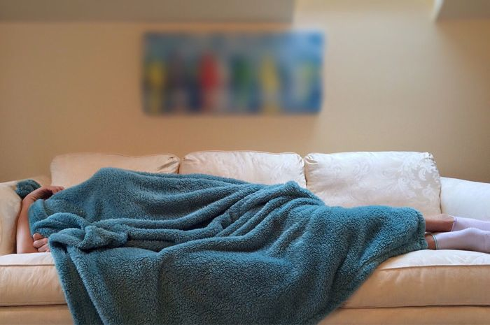 Energy Couch Blanket 2