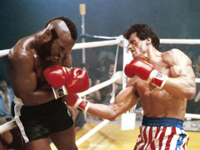 Rocky III Victory