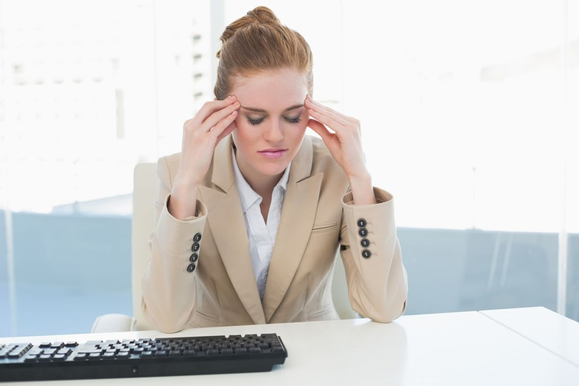 Why Your Job is Causing You Headaches—and What to Do About It