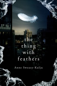Kulju-The Thing With Feathers-Final Cover.indd