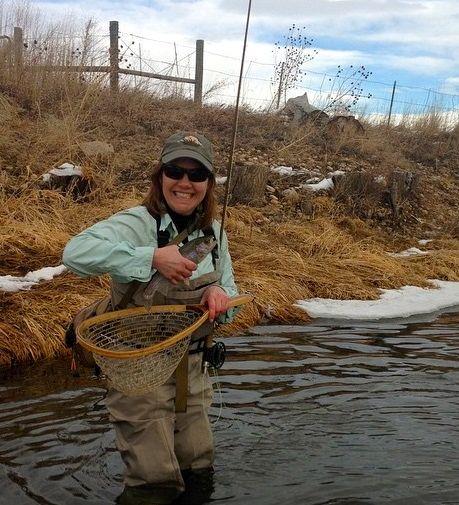 Kerrie Fishing 2