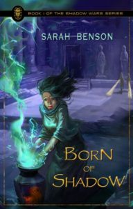 Born of Shadow Cover