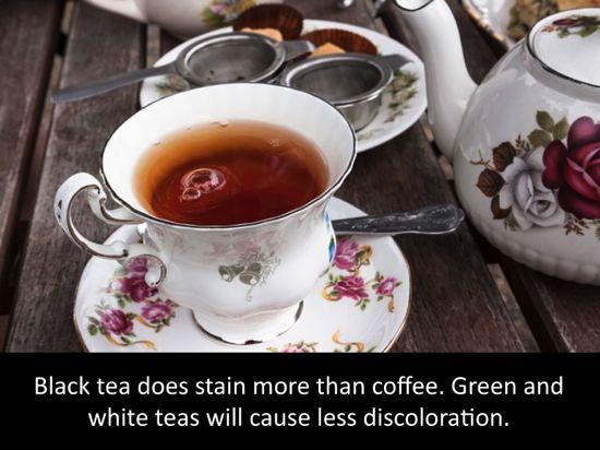 Tea Stains 2