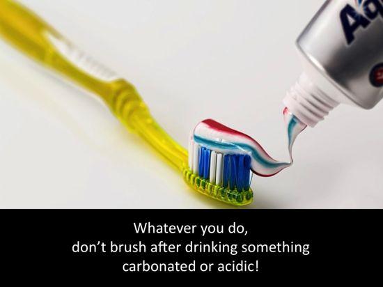 Toothbrush Acid 2