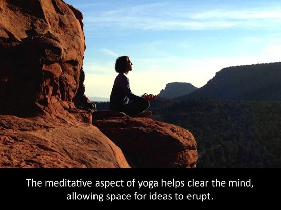 Yoga Clear the Mind