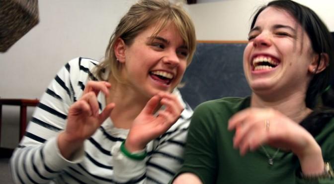 Laugh Girls 2