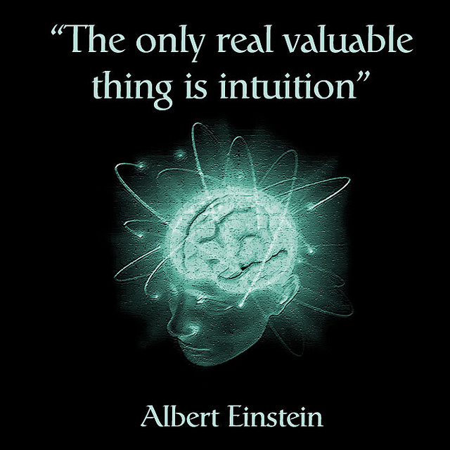 Intuition Einstein