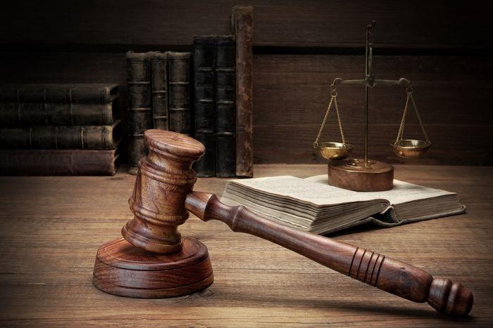 Judge's Gavel 2