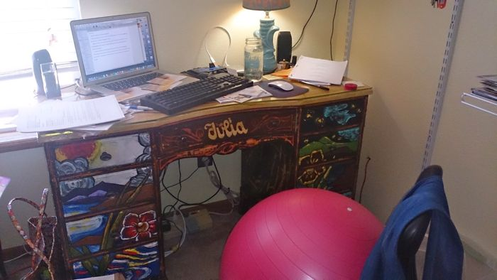 fitball desk chair 2