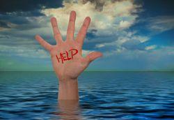 Help Hand Ocean 2