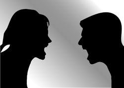 arguing-BW 2