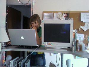 Standing Desk White 2