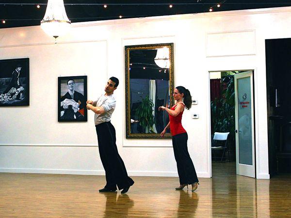 Dance lesson 2