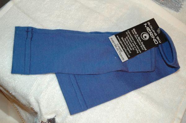 Blue Handwarmers