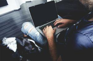 Laptop Man