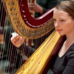 Harpist Shares Secrets on Back-Saving Good Posture