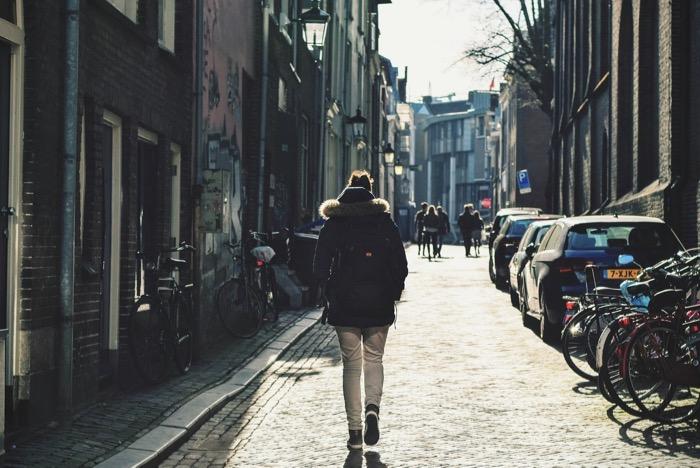 Walk city