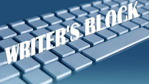 keyboard-writer's block