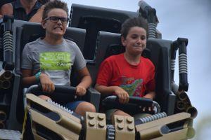 roller coaster kids