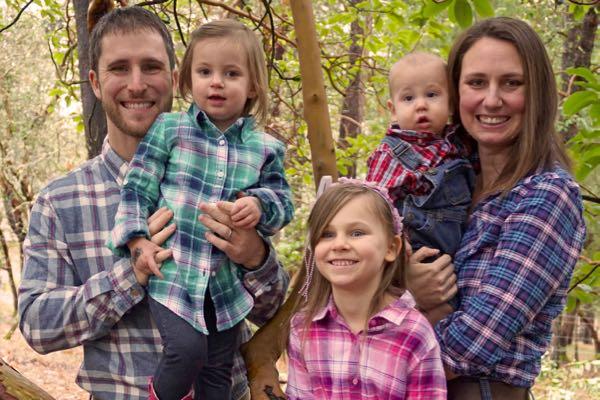 Jadie's family.