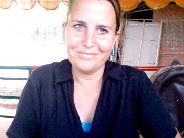 Me in Goa, India.