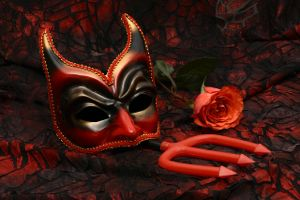 Dark Side Mask