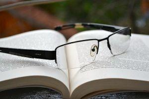Book Glasses