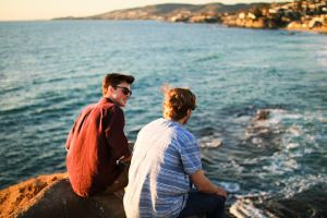 friends ocean