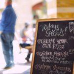 Writers Take Note of Restaurant Menu Changes